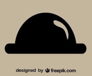 Retro Hat Icon Free Vector
