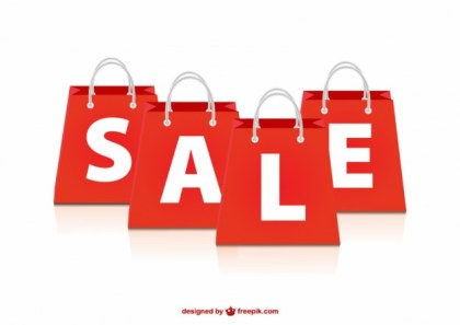 Sale Design Free Vector