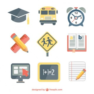 School Free Download Free Vector