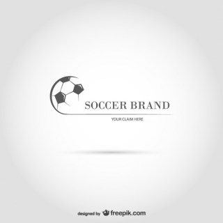 Soccer Brand Template Free Vector