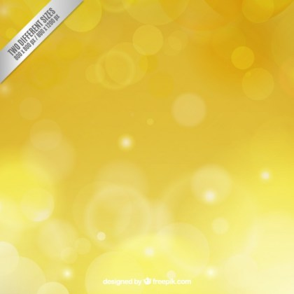 Summer Background in Bokeh Style Free Vector