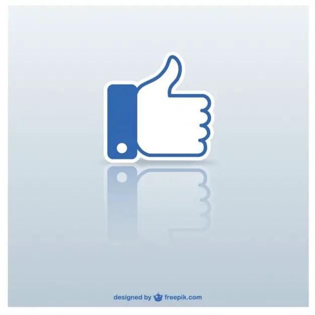 Thumb Up Icon Free Vector