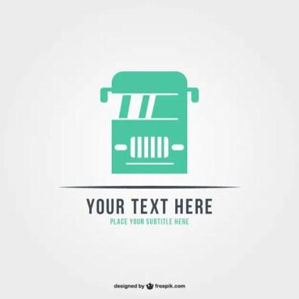 Transport Logo Template Free Vector