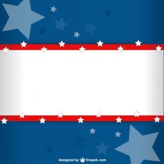 United States Frame Free Vector