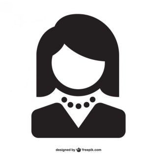 Woman Avatar Free Vector