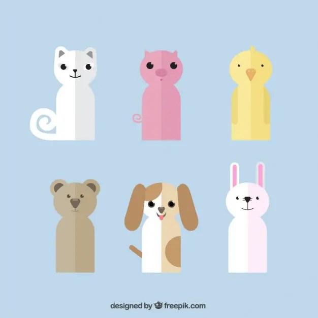Animal Pets Free Vector