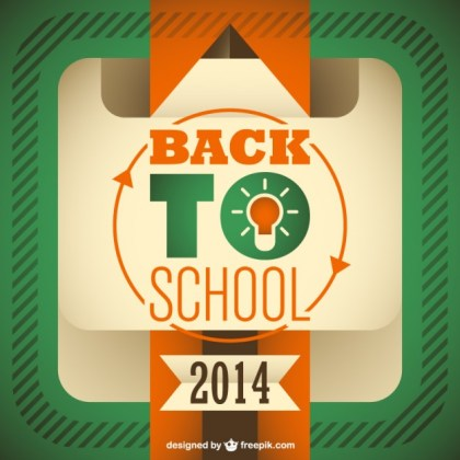 Back To School Download Free Vector