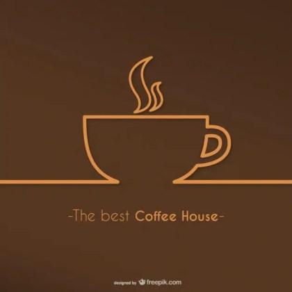 Best Coffee House Logo Free Vector