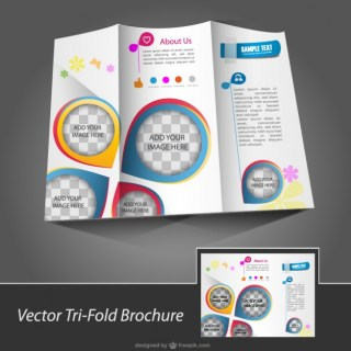 Brochure Template for Download Free Vector