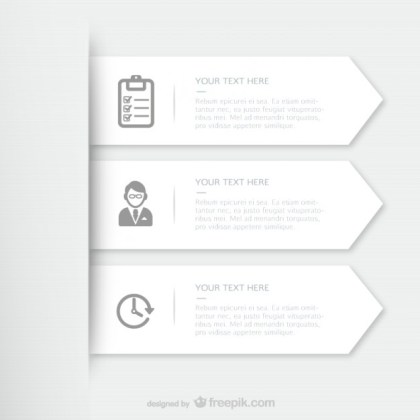 Business Banner Free Vector
