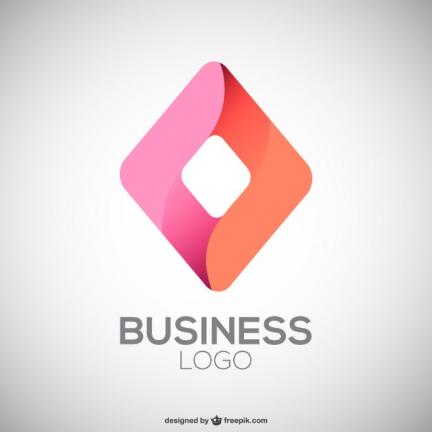Business Logo Free Vector