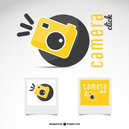 Camera Snapshots for Download Free Vector