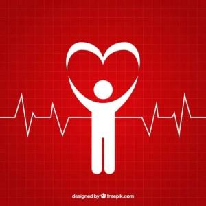 Cardiology Logo Free Vector