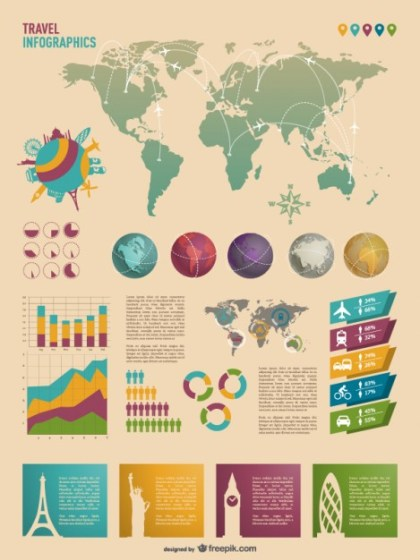 Data Report Figure Material Free Vector