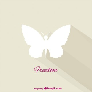 Dom Butterfly Free Vector