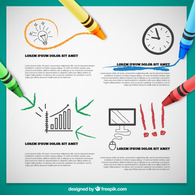 Educational Infographic Free Vector