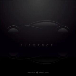 Elegance Car Concept Free Vector