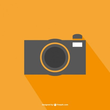 Flat Photography Business Free Vector