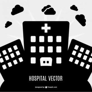 Hospital Symbol Free Vector