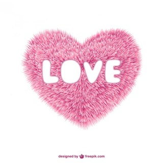 Love Heart Free Vector