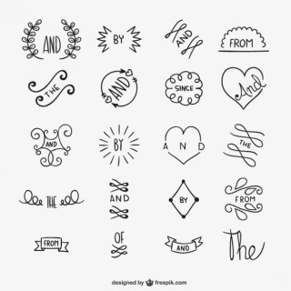 Prepositions Collection Free Vector
