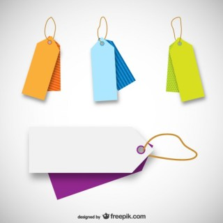Price Tag Templates Free Vector