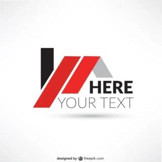 Real Estate Logo Template Free Vector