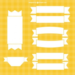 Ribbons Download Free Vector