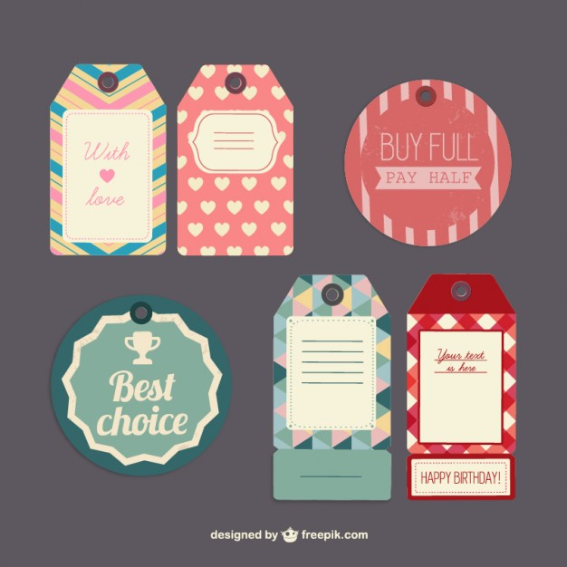 Sale Tags Download Free Vector