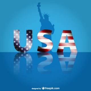 Usa for Download Free Vector