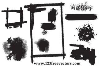 Vector Grunge Elements