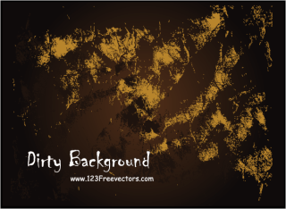 Dirty Vector Backgrounds