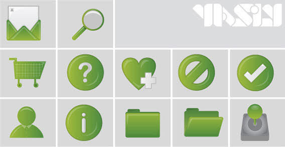 Free Vector Images – Web Icons