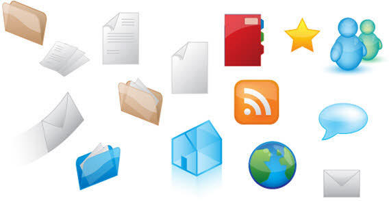 Free Web Icons Vector