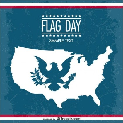 Flag Day Free Vector Graphics Free Vector