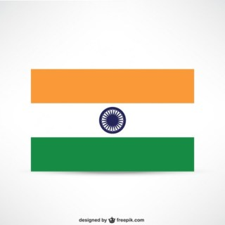 Indian Flag Free Vector