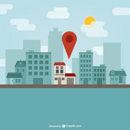 Location Pin Free Vector