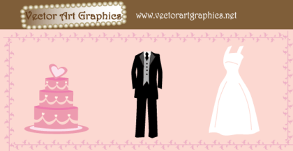 048-Wedding Free Vector Graphics