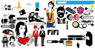 Goodie Free Vector Clip Art