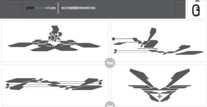 Free Tech Vector Graphics