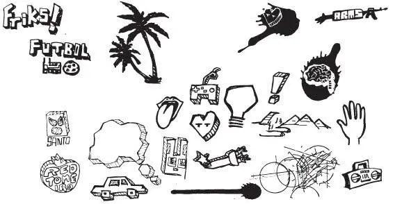Sketchy Doodle Vector