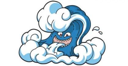 Wavelet Monster