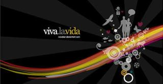 Viva La Vida Vector