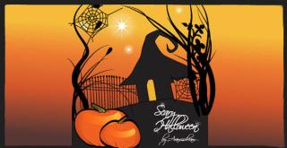 Halloween Pumpkin Vector Art