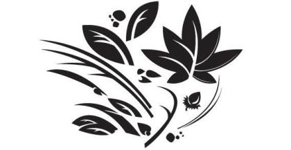 Free Vector Leaf Silhouette