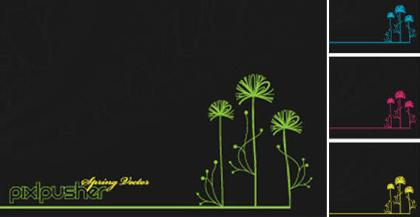 Spring Vector Graphics