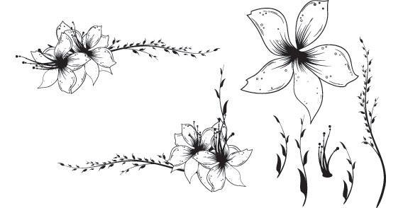 Free Floral Clip Art Designs