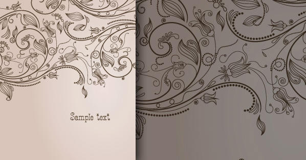 Free Vector Flourishes for Illustrator