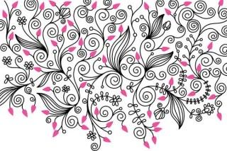 Free Nature Swirls Vector