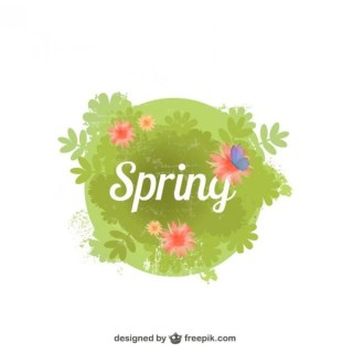 Floral Spring Free Vector